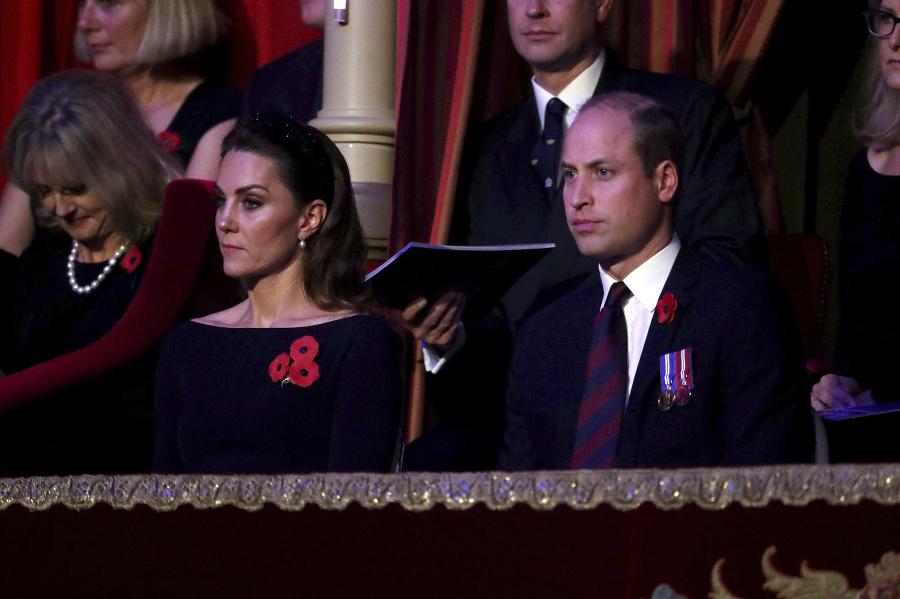 Vojvodkyňa Kate a princ