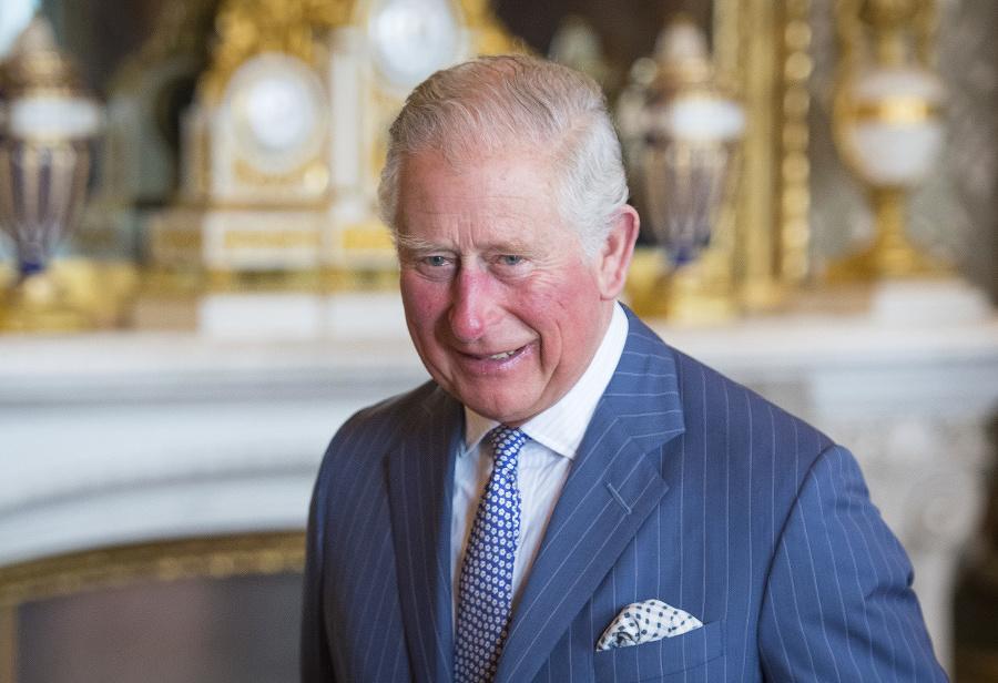 Britský princ Charles, princ