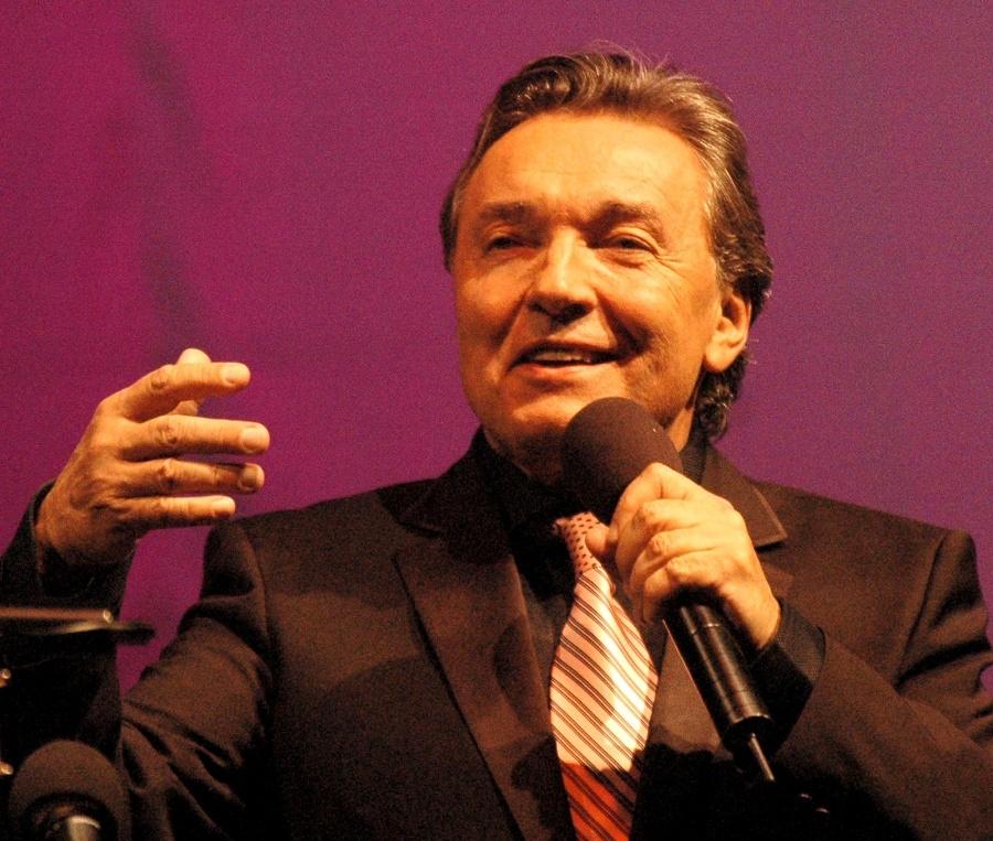 Spevák Karel Gott (†