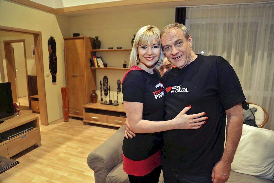 Zuzana Haasová a Roman