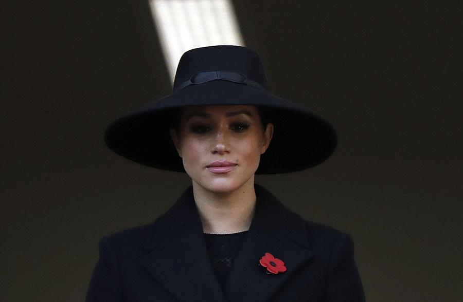 Vojvodkyňa Meghan