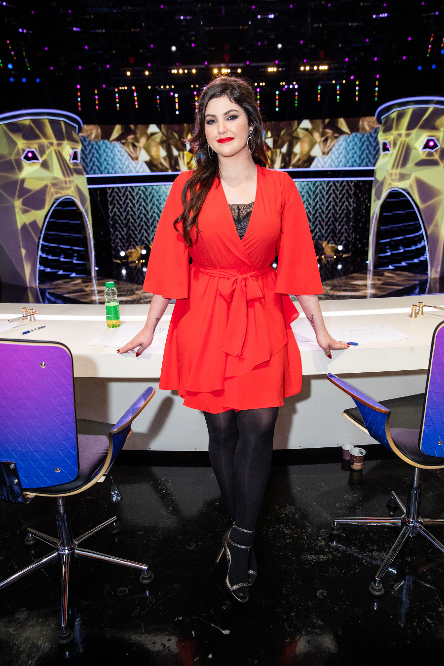Speváčka Celeste Buckingham