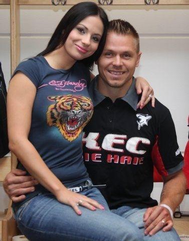 Martin Bartek so svojou