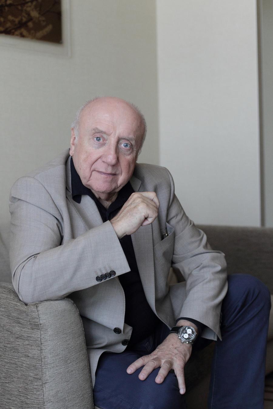 Hudobník Felix Slováček