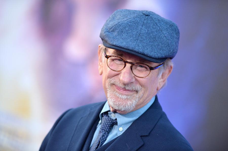 Režisér Steven Spielberg