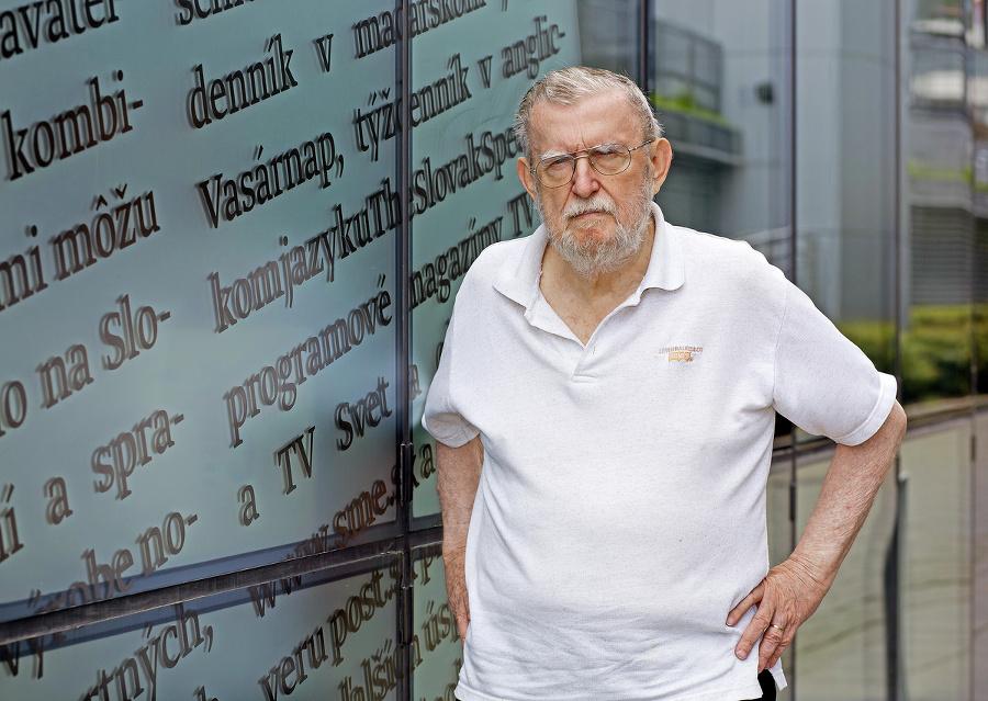 Ľubomír Feldek (79), spisovateľ,