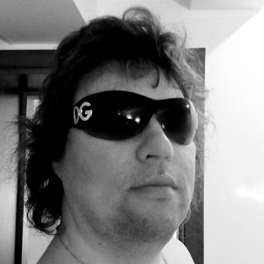 Fínsky hudobník Timo Tolkki