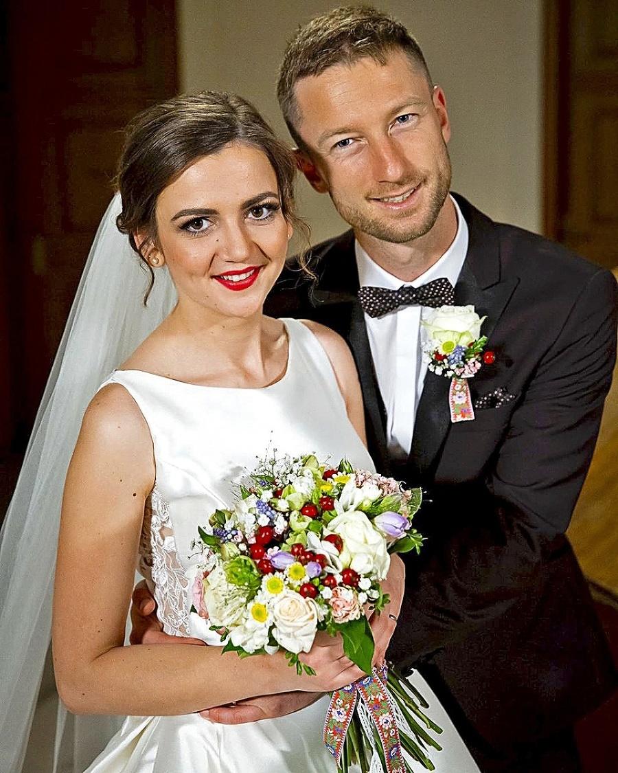 Novomanželia sa pred sobášom