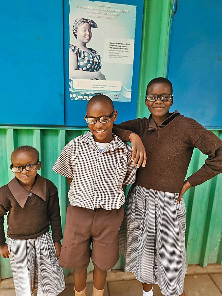 Aj deti v Keni