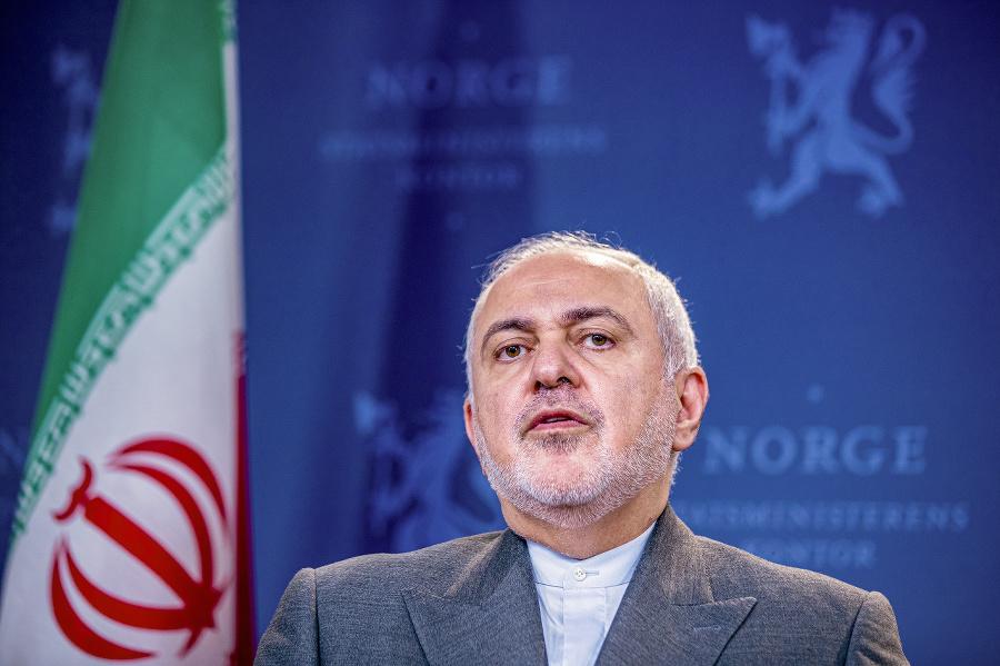 Iránsky minister zahraničných vecí