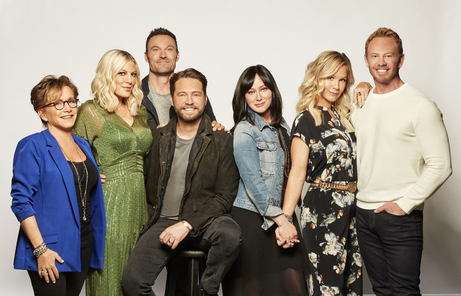 Hviezdy Beverly Hills 90210