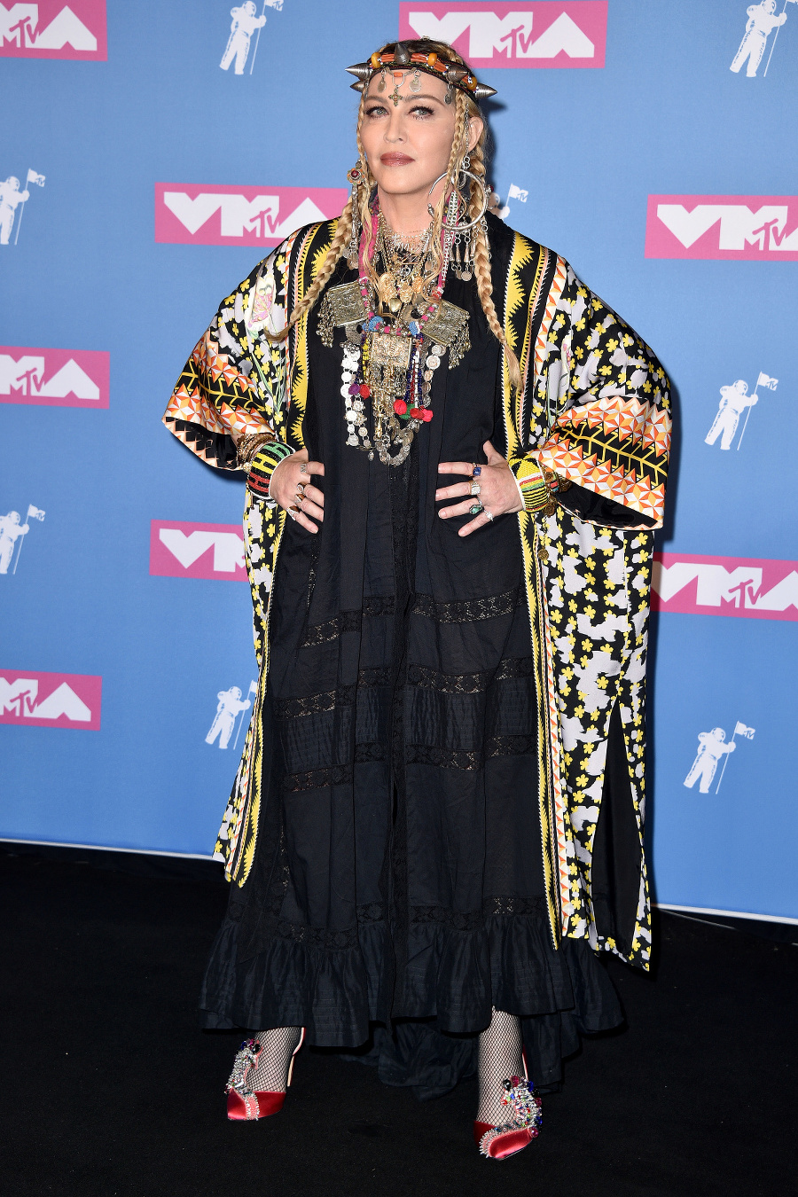 Madonna ruší koncerty.