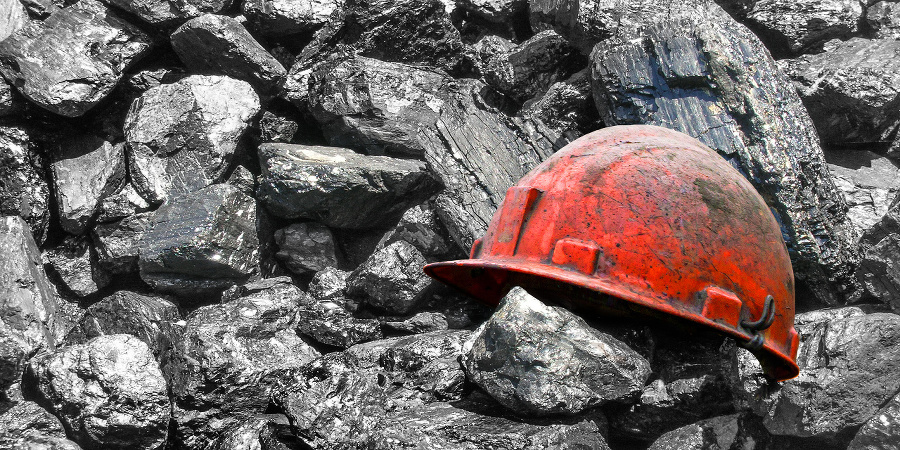 Background design of coal
