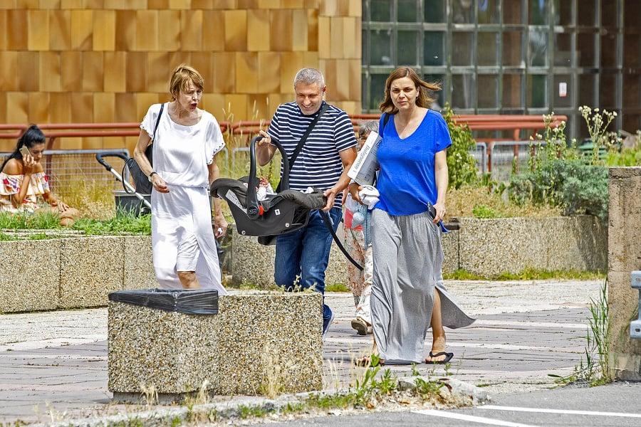 Vajdová má s manželom