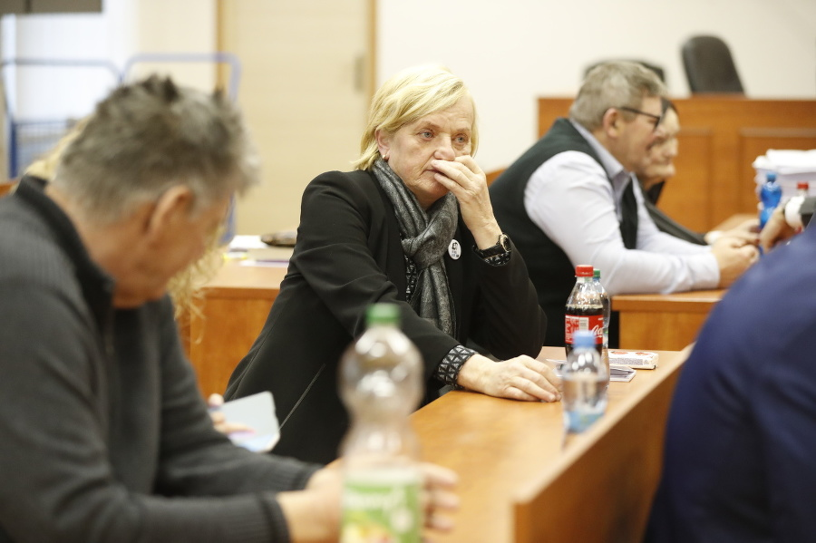 Mama zavraždenej Martiny Zlatica