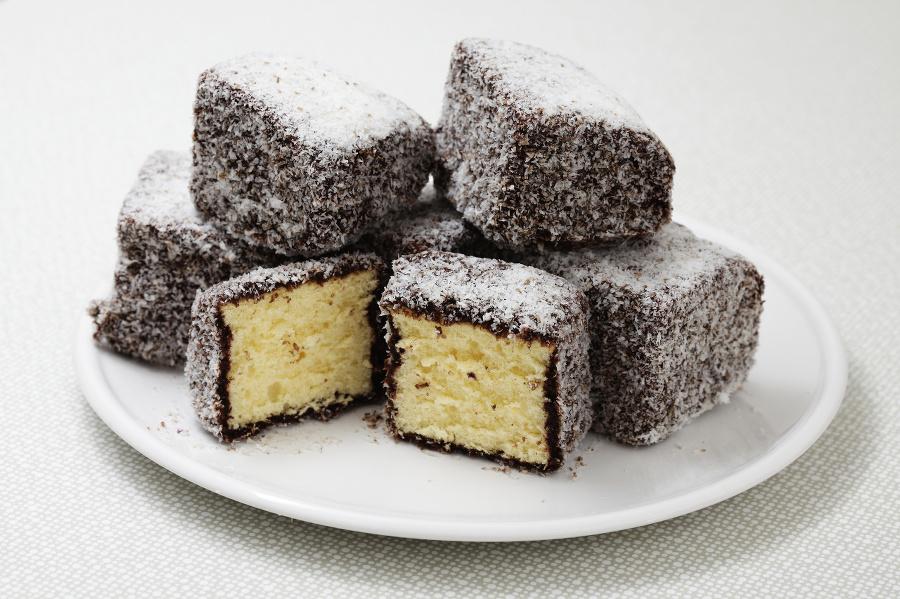 The humble Australian cake