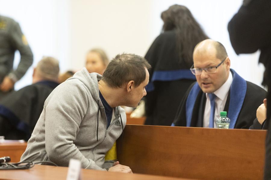 Obžalovaný Tomáš Szabó