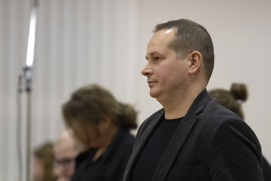 Svedok Štefan Mlynarčík.