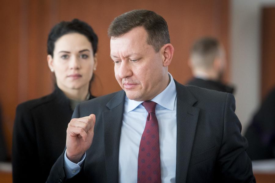 Právny zástupca poškodených Kuciakovcov