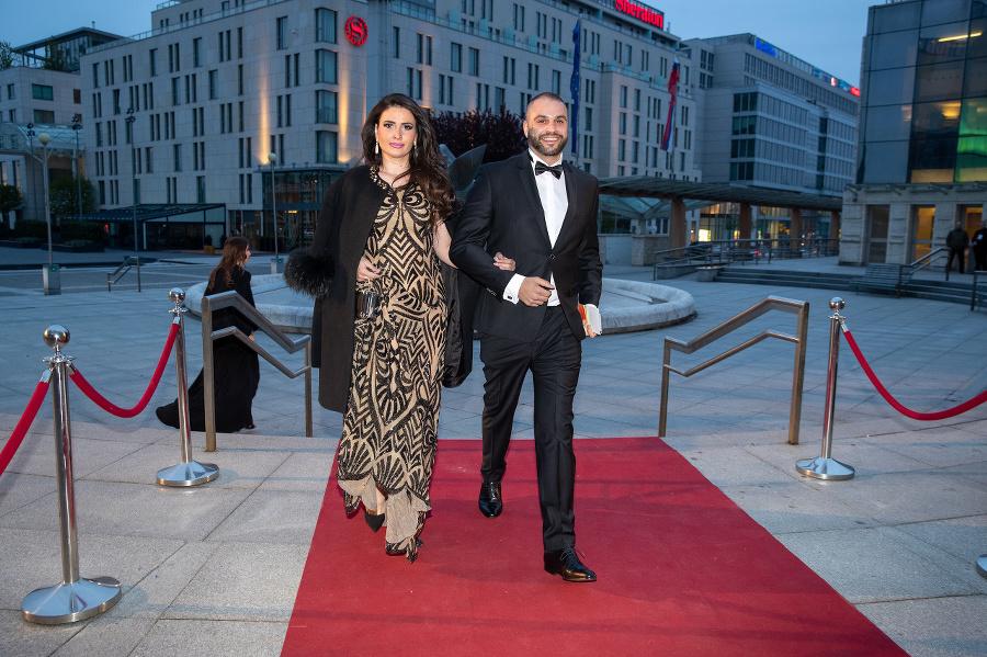 Daniela Kralevich a Marek