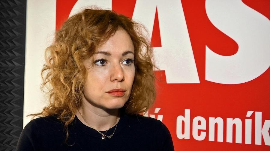 Wisterova: Moderátorka je už