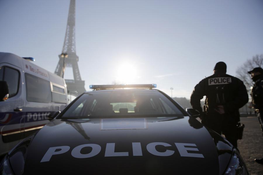 Francúzska polícia (ilustračné foto).