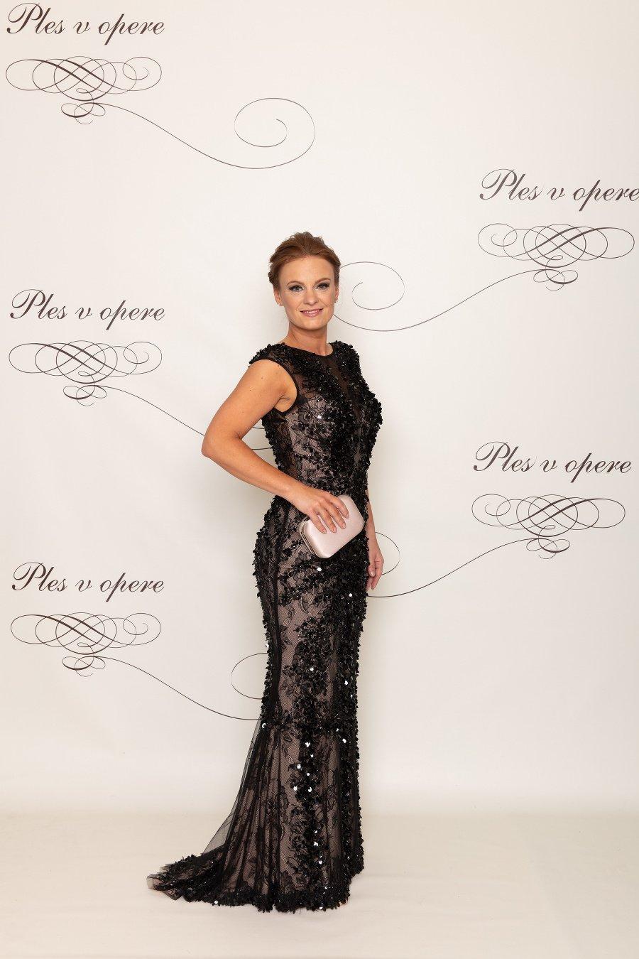 Andrea Čurná, manželka producenta