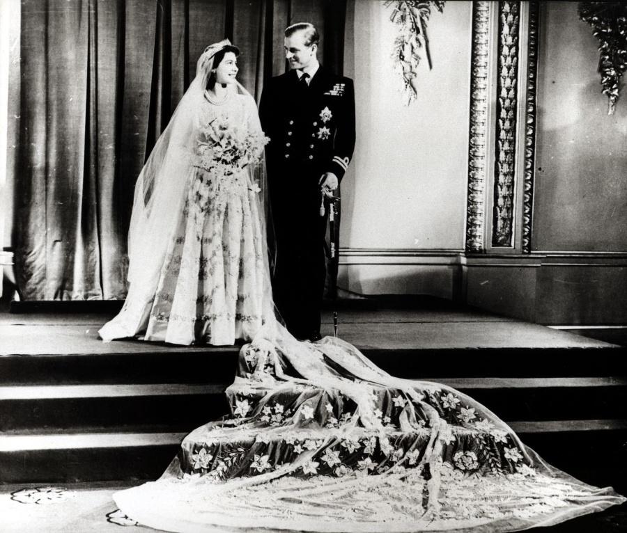 Kráľovná Alžbeta II. aprinc