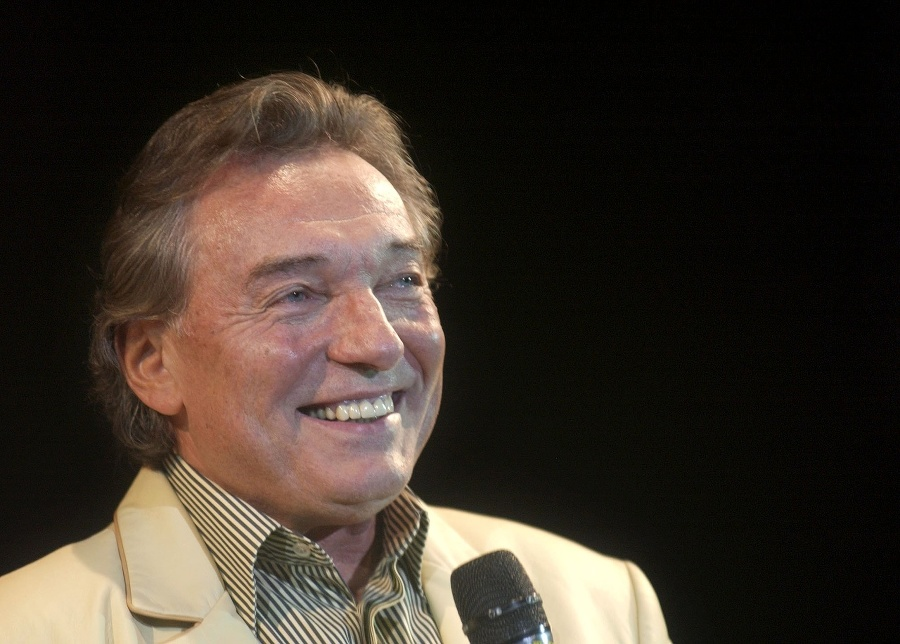 November 2006: Karel Gott