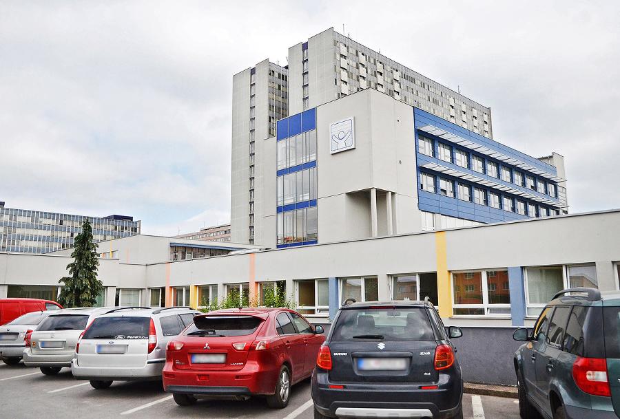 Detská fakultná nemocnica v