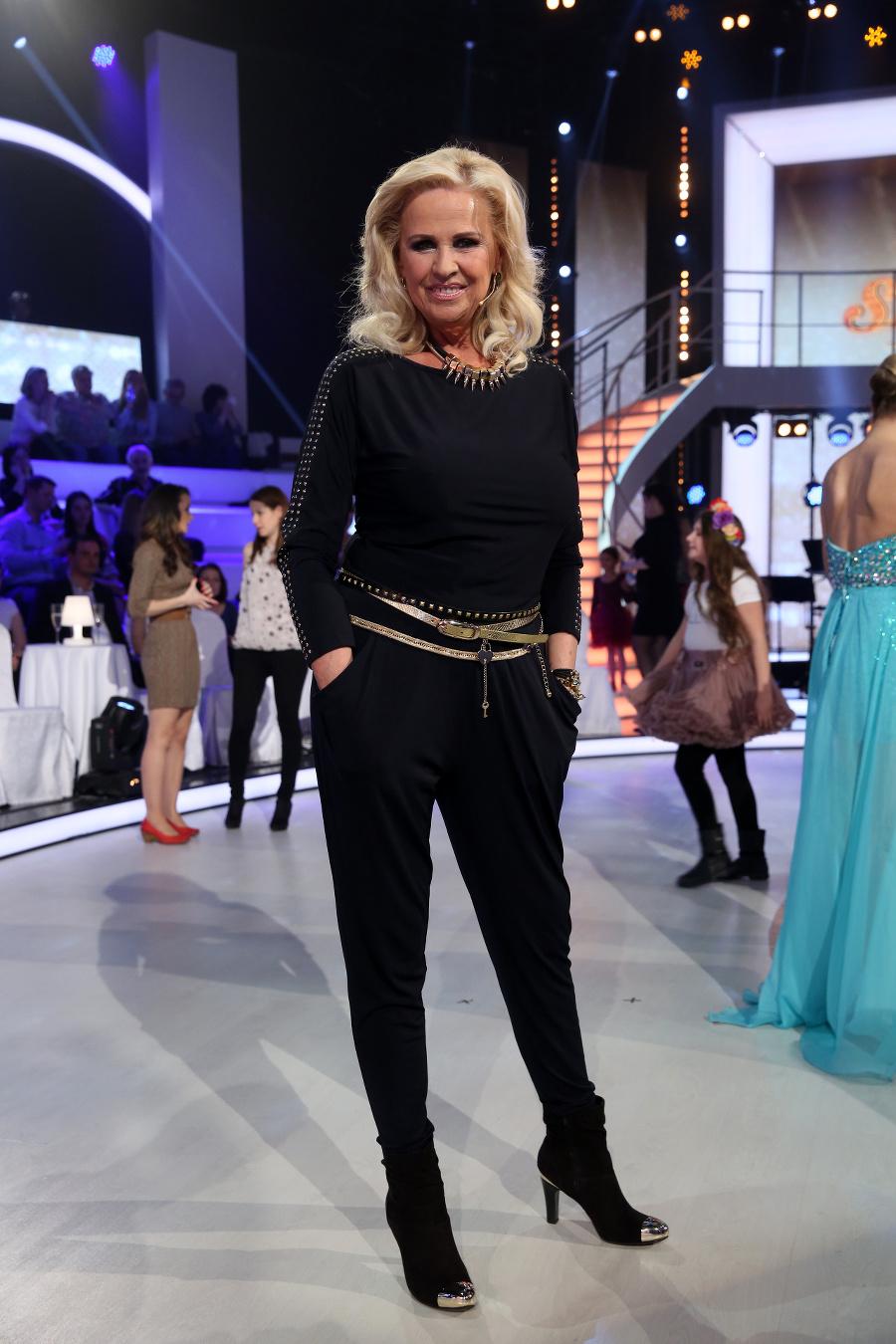 Speváčka Eva Máziková