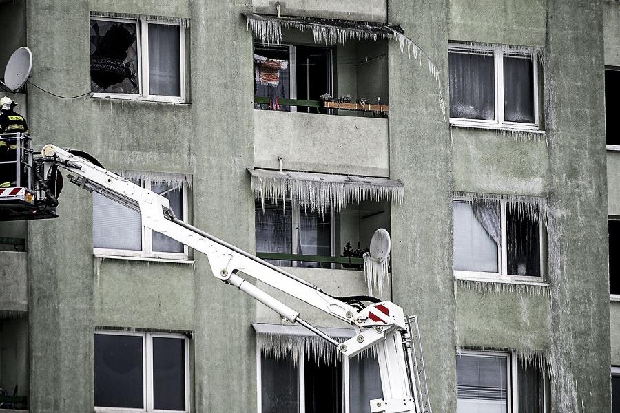 Okolie bytovky na Mukačevskej