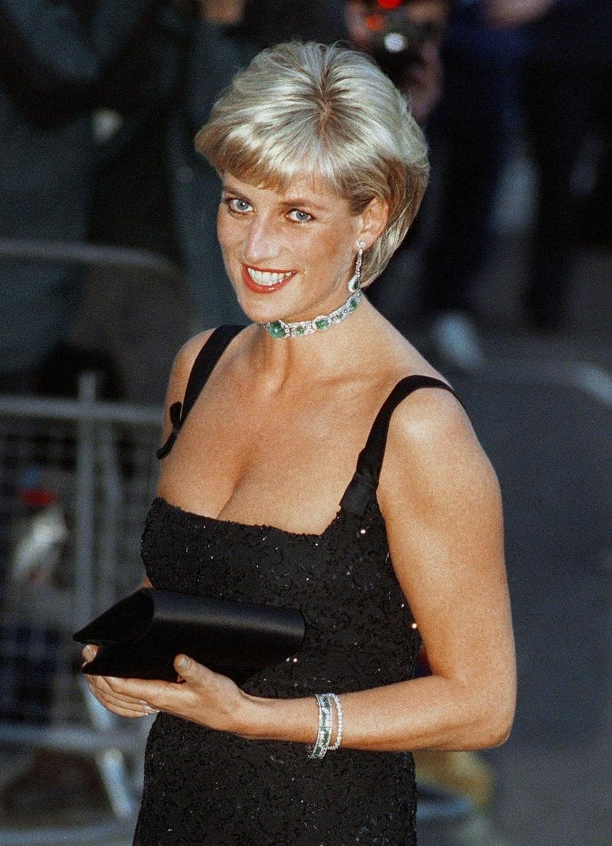 Diana zomrela v roku