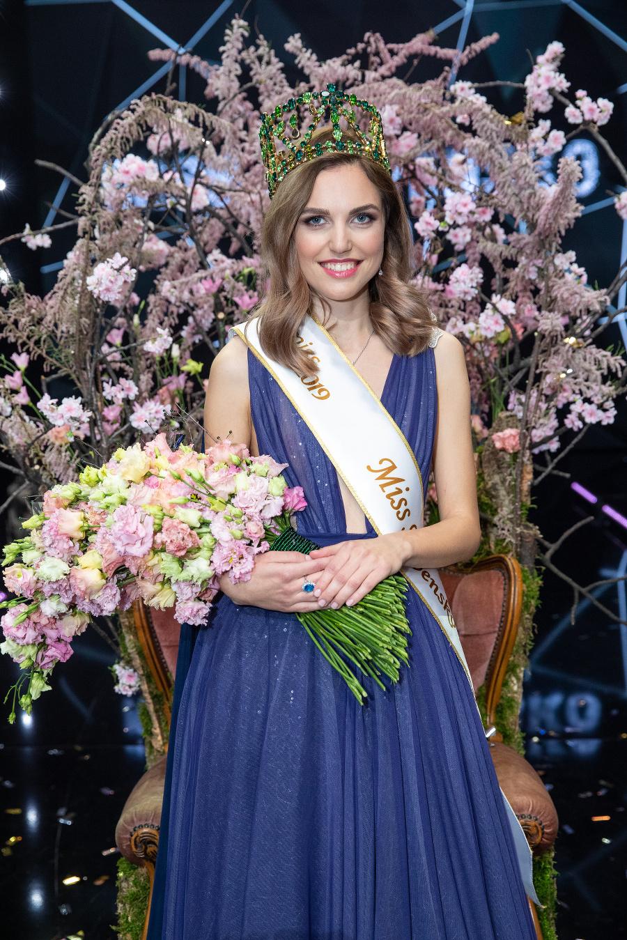 Galavečer Miss Slovensko 2019.