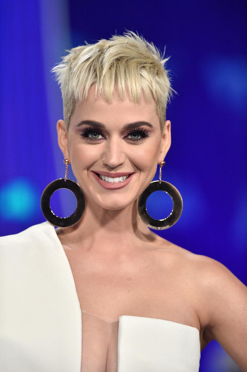 Americká speváčka Katy Perry