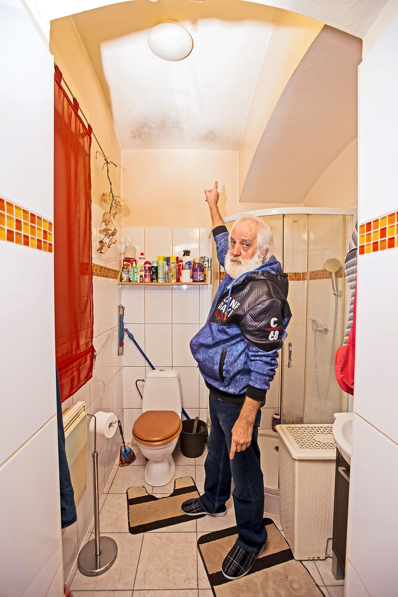Teofil Chrappa (64) žije