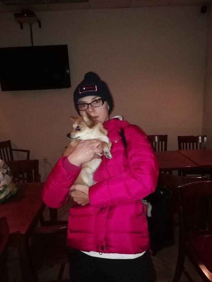 Zachránený psík bol v