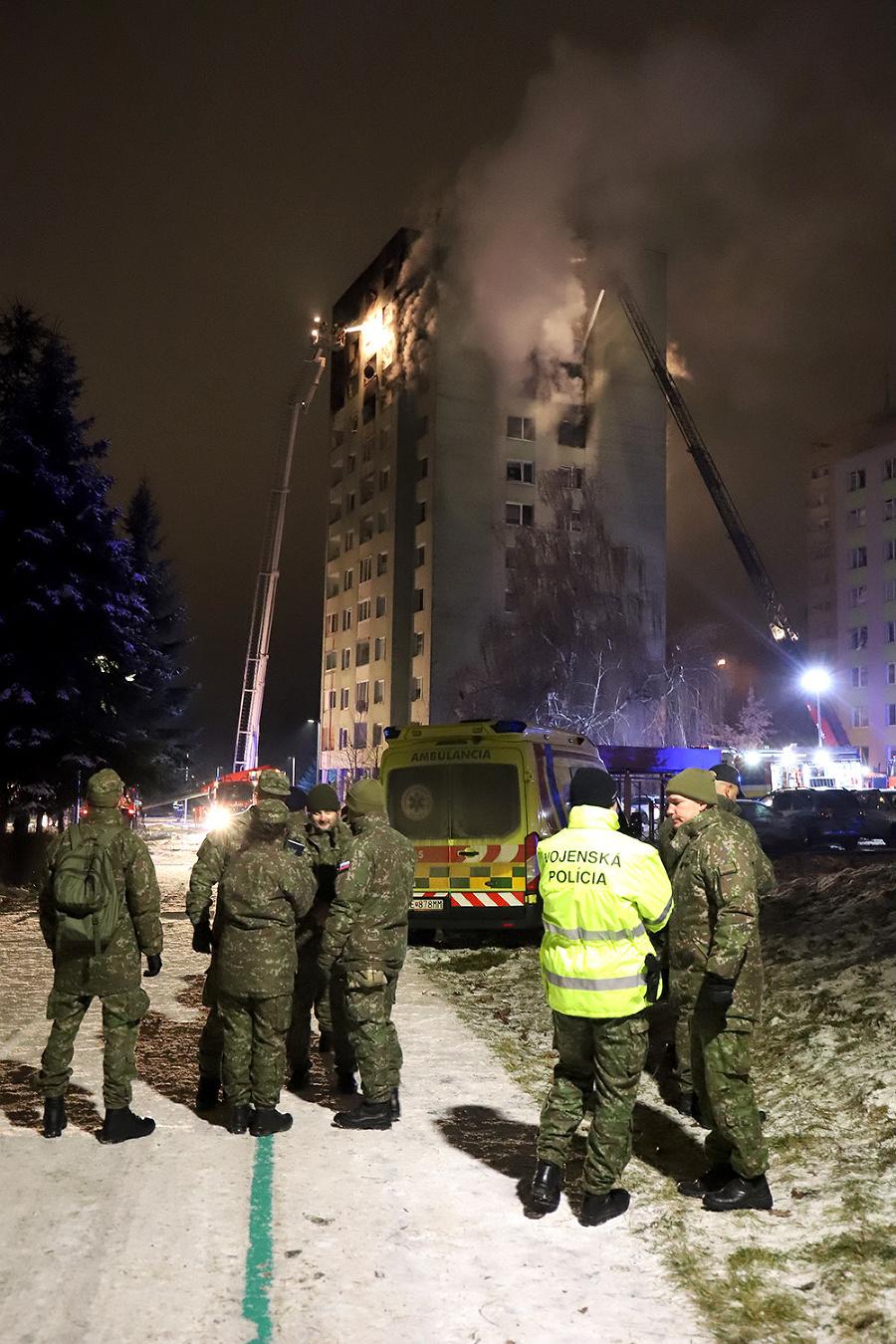V Prešove pomáhali aj