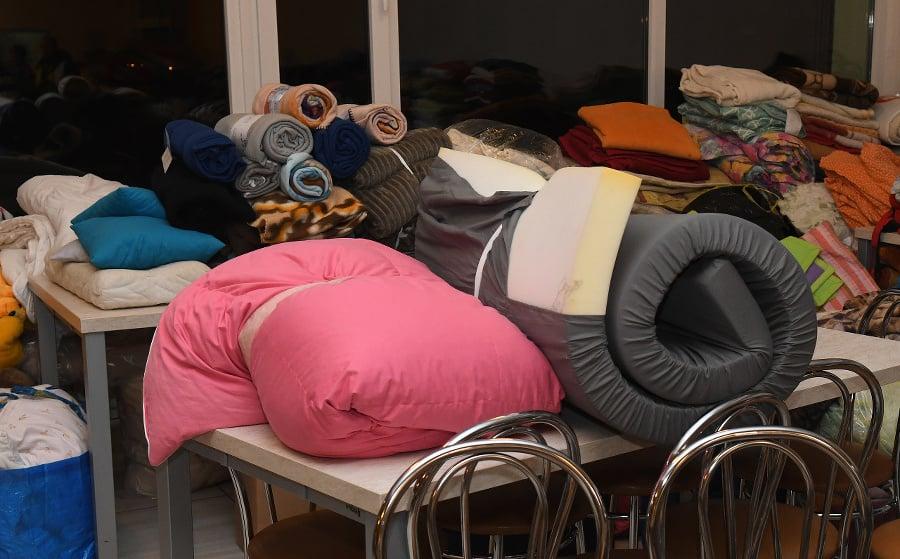 Prikrývky a matrace od