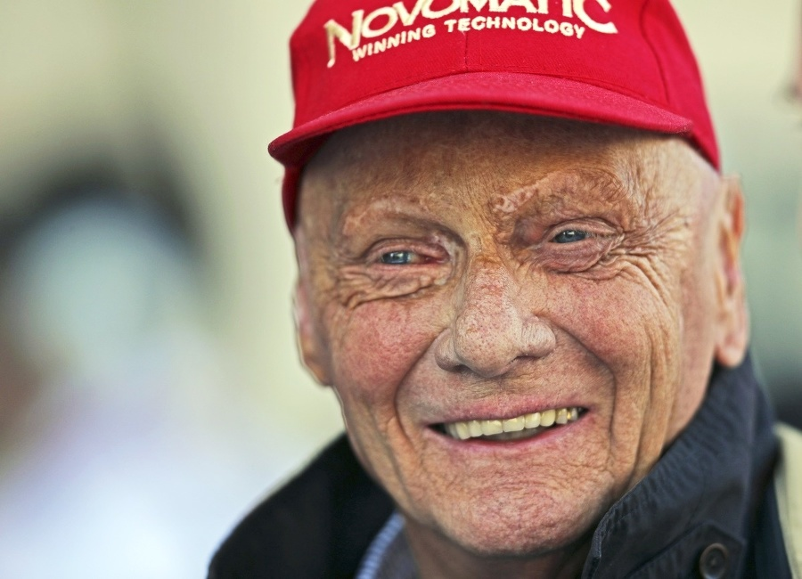 Smrť legendy: Niki Lauda