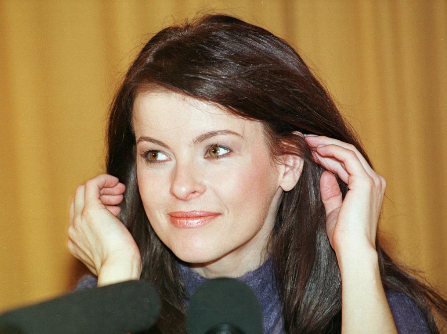 Bartošová v roku 1999.