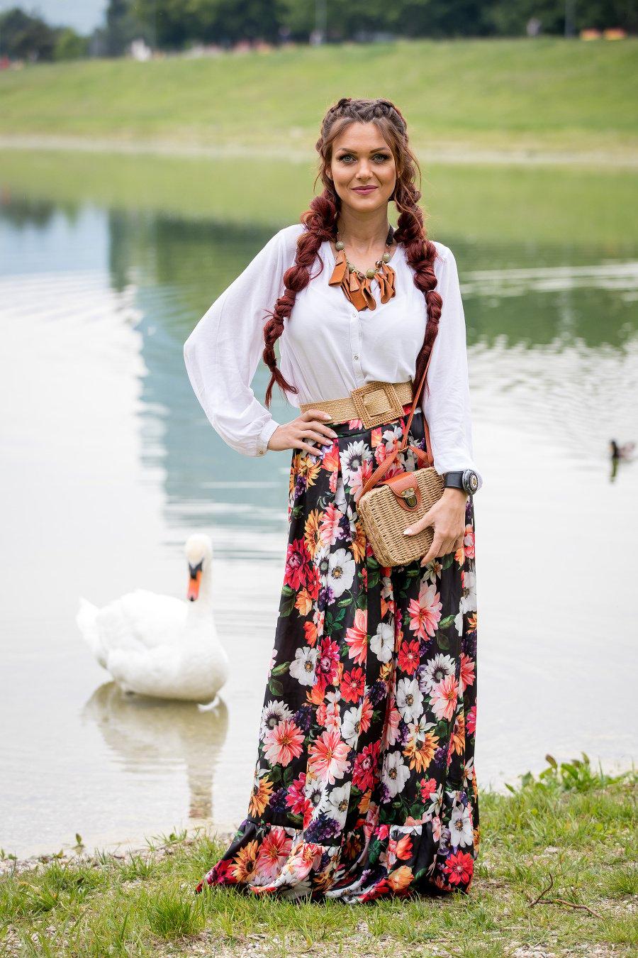 Speváčka Martina Šindlerová