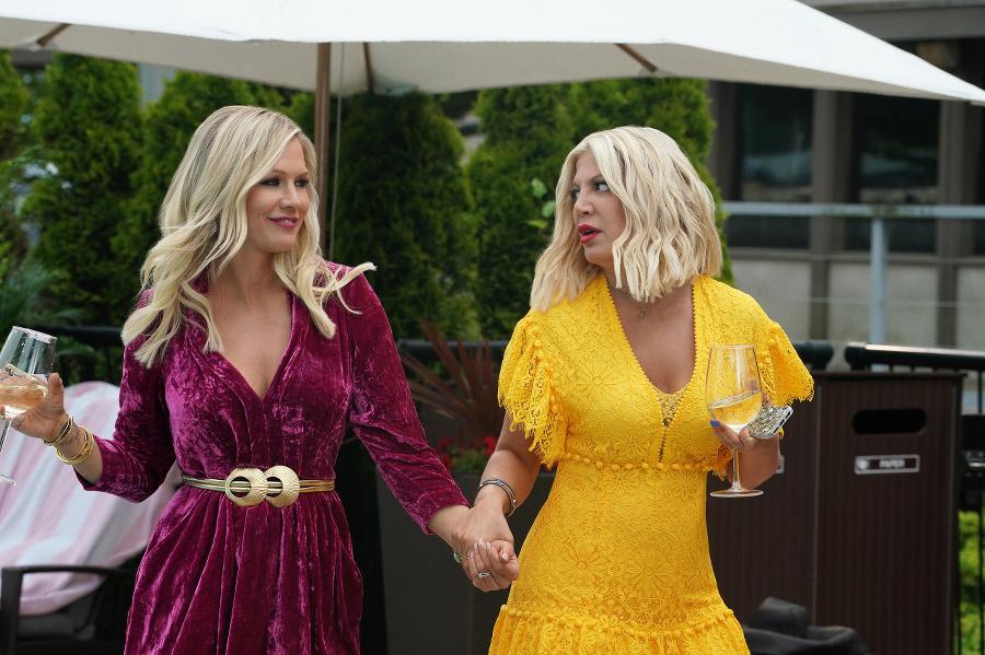 Jennie Garth a Tori