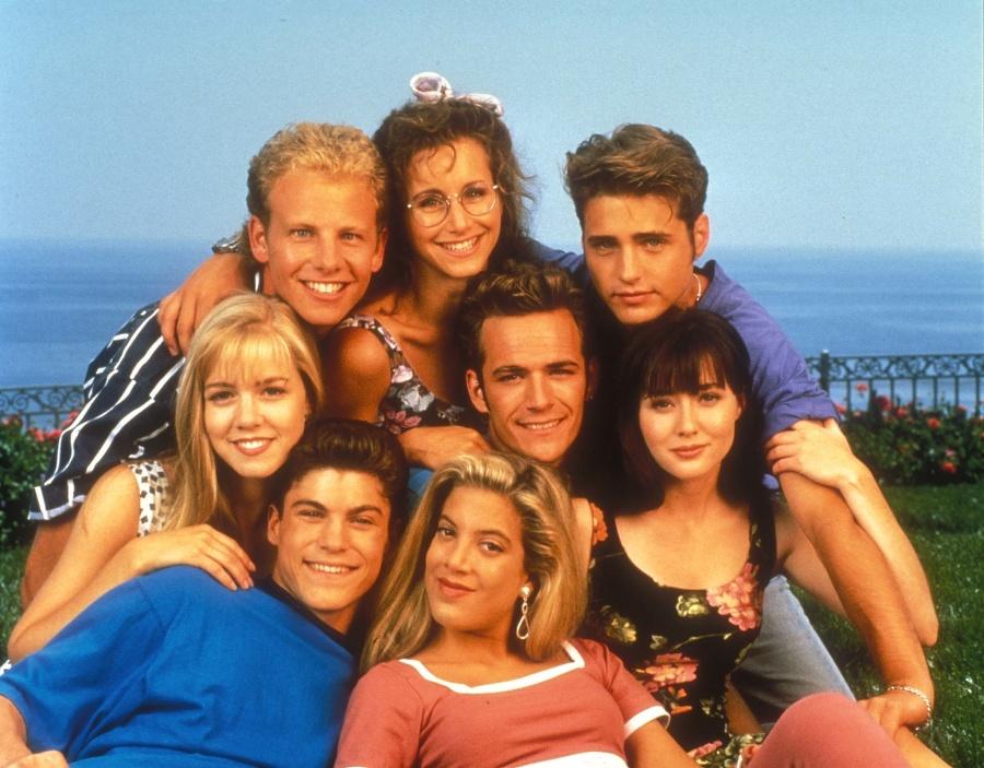 Pôvodná zostava legendárneho seriálu