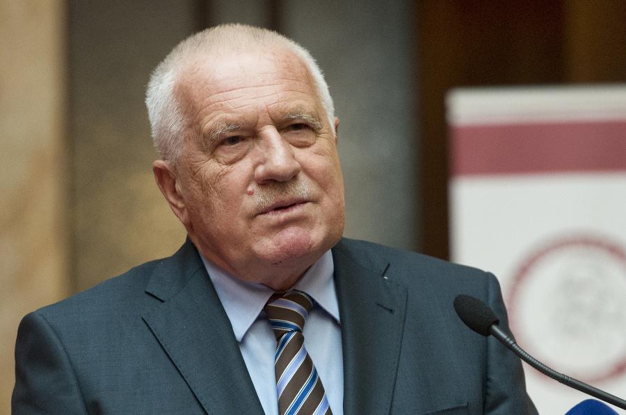 Bývalý prezident Českej republiky
