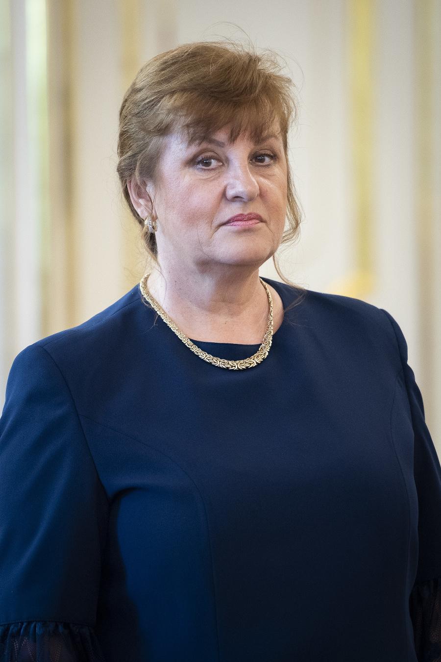 Podpredsedníčku Najvyššieho súdu Jarmila