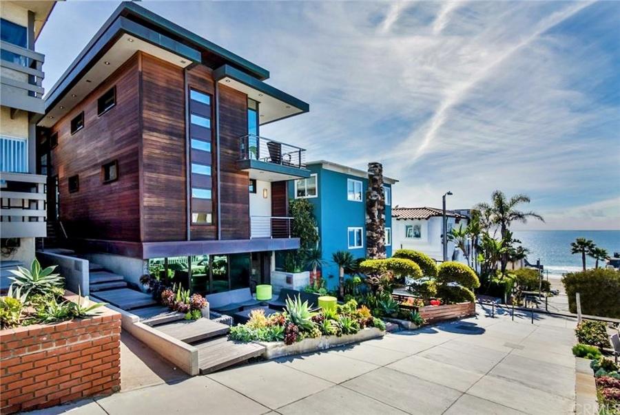 Gáboríkov dom navrhol vKalifornii