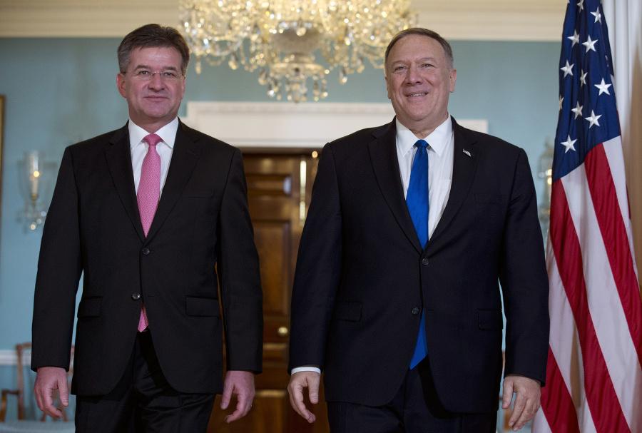 Sprava šéf americkej diplomacie