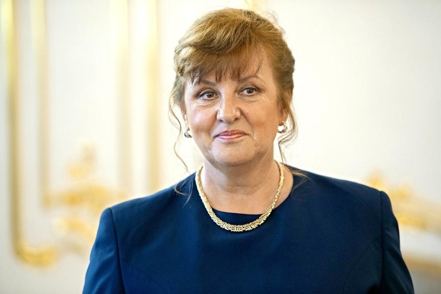 Podpredsedníčka Najvyššieho súdu Jarmila