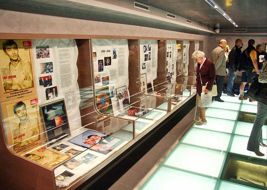 Múzeum Gottland:  Vystavovali